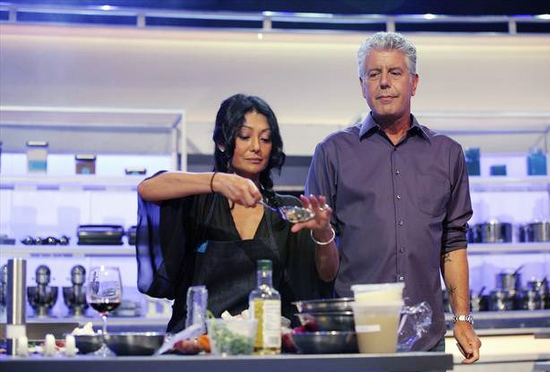 DIANE DIMEO, ANTHONY BOURDAIN