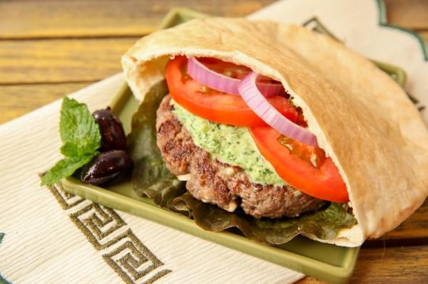 Greek Lamb BurgersCooking Contest Central
