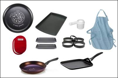 12 Pans Of Christmas Giveaway Cooking Contest Central