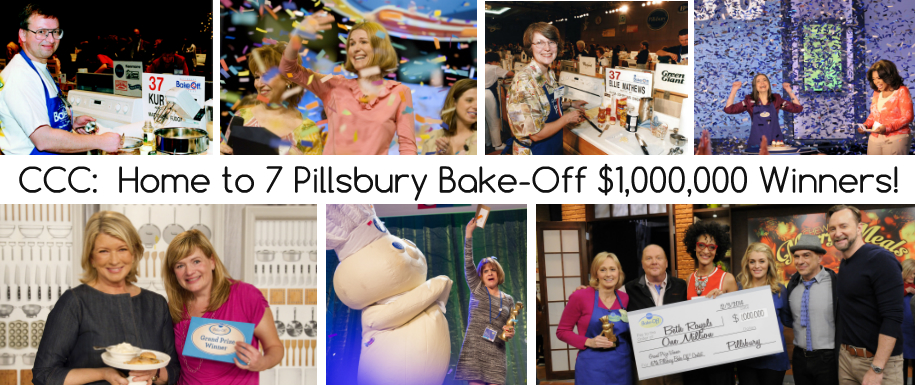 Beth Royals Wins $1,000,000 Pillsbury Bake-Off!  Learn More