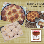 Sweet and Savory Pull-Apart Bread