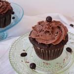 Gluten-Free Mochaccino Cupcakes