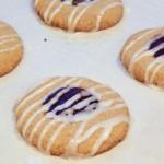 Strawberry and Cream Gluten Free Breakfast Cookies