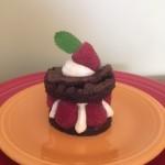 """Cinn-Full"" Raspberry Brownies"