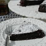 Patron Chocolate Coffee Tequila Cake