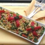 Spicy Asian Paleo Salad