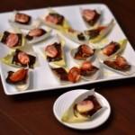 BLT Bites with Garlic Aioli