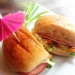 Grilled Hawaiian Sandwiches