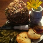 Old Style Cranberry Pecan Cheese Ball