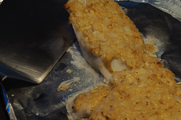 Mustard baked cod fillets with maille dijon for How to bake cod fish in the oven
