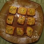 Party Prosciutto Potato Bites