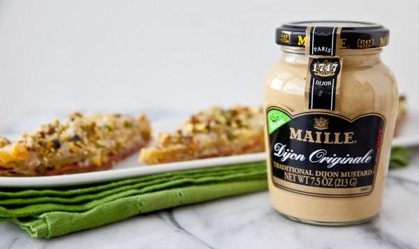 savory baklava maille mustard