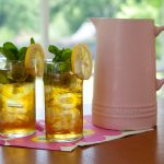 Southern-Style Mint Sweet Tea