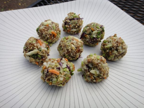 Good Health Power Energy Balls